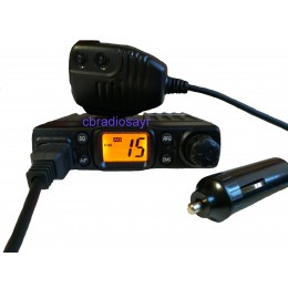 Moonraker Micro Mini AM/FM 12 Volt CB Radio