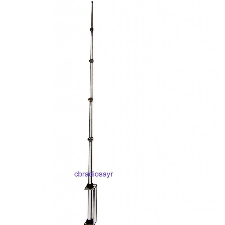 Scorpion Homebase GPA 1/2 Base Antenna Suitable for Home