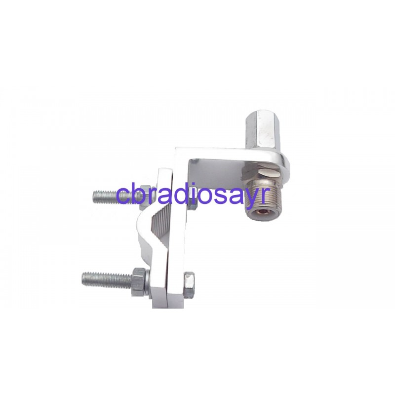 Right Angle Bolt : Bolt right angle fitting mirror mount for cb radio