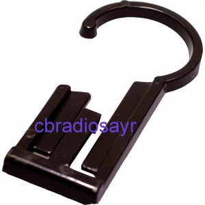 Buddy Hook Microphone Holder suitable for CB Radio Microphones