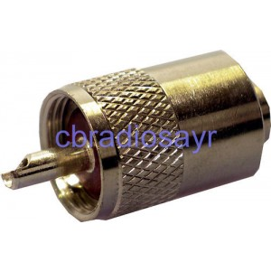 PL259 Plug suitable for CB Antenna Cable