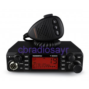 Thunderpole T-2000 AM/FM CB Radio - Suitable for 12 or 24 Volt