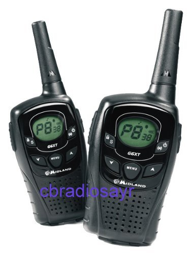 2 Way Radios & Scanners
