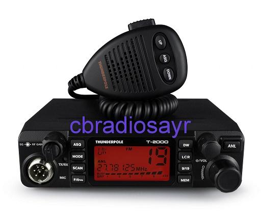 Thunderpole CB Radios