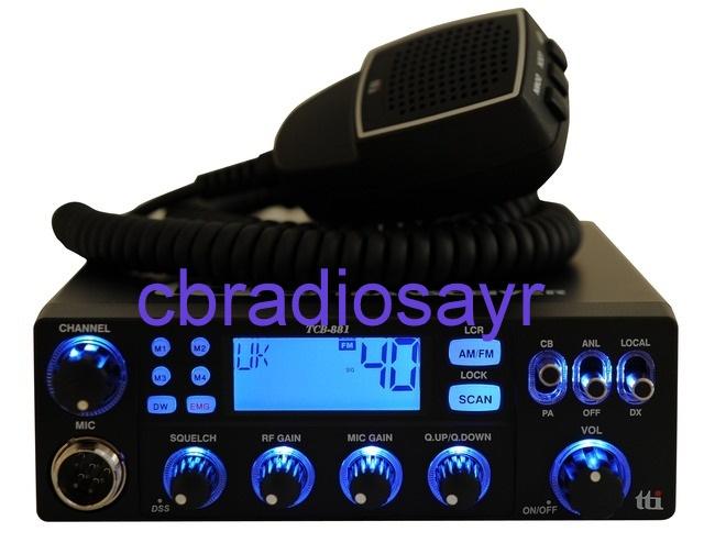TTI CB Radios