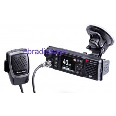 Midland 88 AM/FM 12 / 24 Volt CB Radio with Front Speaker
