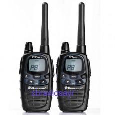 Midland G7 Pro 2 Way Radios (Pair) Walkie Talkie Two Way PMR Radio Licence Free