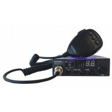 Moonraker Minor II EU/FM Only 12 Volt CB Radio