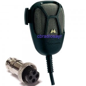 Midland 4 Pin Uniden Wiring CB Radio Replacement Microphone - Special Edition