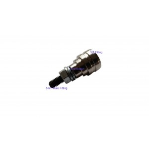 Scania New Gen 5mm Male to 3/8 Fitting Mount Adaptor for CB Radio Antennas