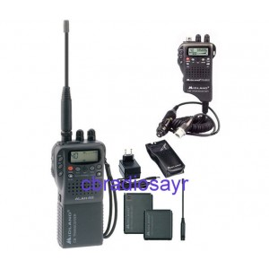 Midland Alan 42 DS Multi Handheld CB Radio