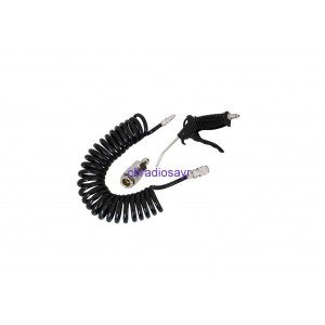 Mercedes / DAF Heavy Duty Air Duster Gun with Quick Disconnect Adaptor - Black