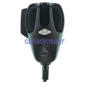 Cobra Highgear M73 CB Replacement Microphone 4 Pin Uniden Wired