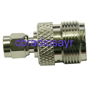 SMA Male to UHF Female So239 Adaptor