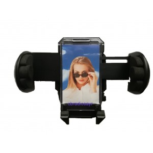 Fly MP4/MP3/PDA/Mobile Phone Holder - Adjustable size with Suction Cup