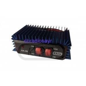 KPO Mobile 25 - 35 Watt Amplifier/Burner for CB Radios AM/FM -SSB
