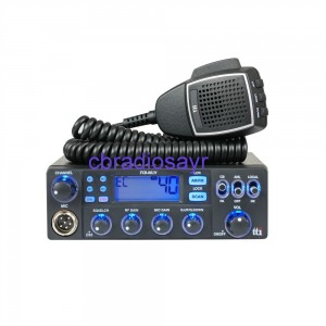 TTI TCB 881N CB Radio - Duel Voltage 12/24 Volt