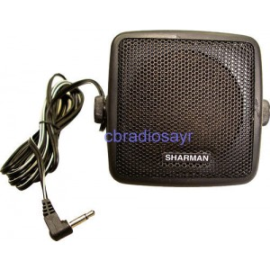 Sharman Small Extension CB Radio Speaker - Suitable for CB Radios