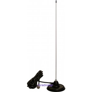 Sharman TX7 Taxi Antenna Micro Mag Kit with Cable, Rubber Boot and BNC Connector