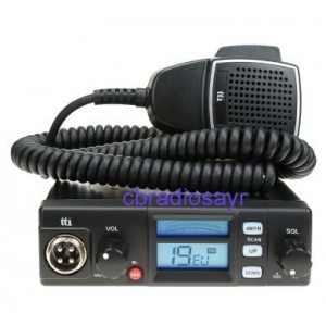 TTI TCB 565 Multi Channel 12/24 Volt CB Radio