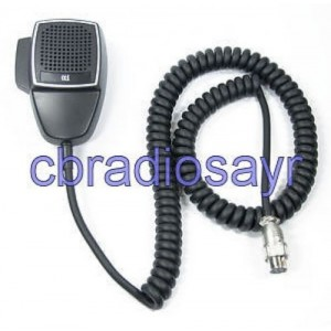 Replacement Microphone to suit TTI 660 770 & 880 CB Radios