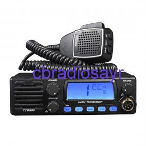 TTI TCB 900 Multi Channel 12/24 Volt CB Radio with Front Speaker